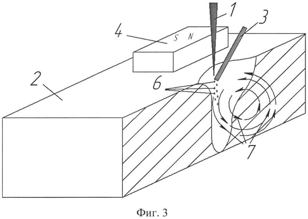 Способ лазерной сварки заготовок больших толщин