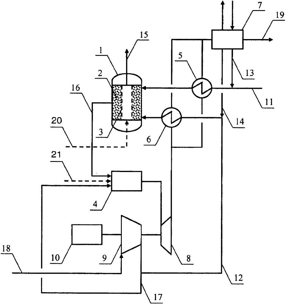 Автономная водородная установка