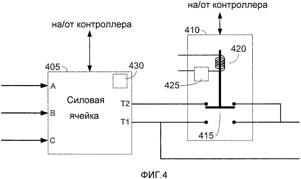 Усовершенствованная диагностика для многоуровневого привода среднего напряжения с использованием механического шунтирования