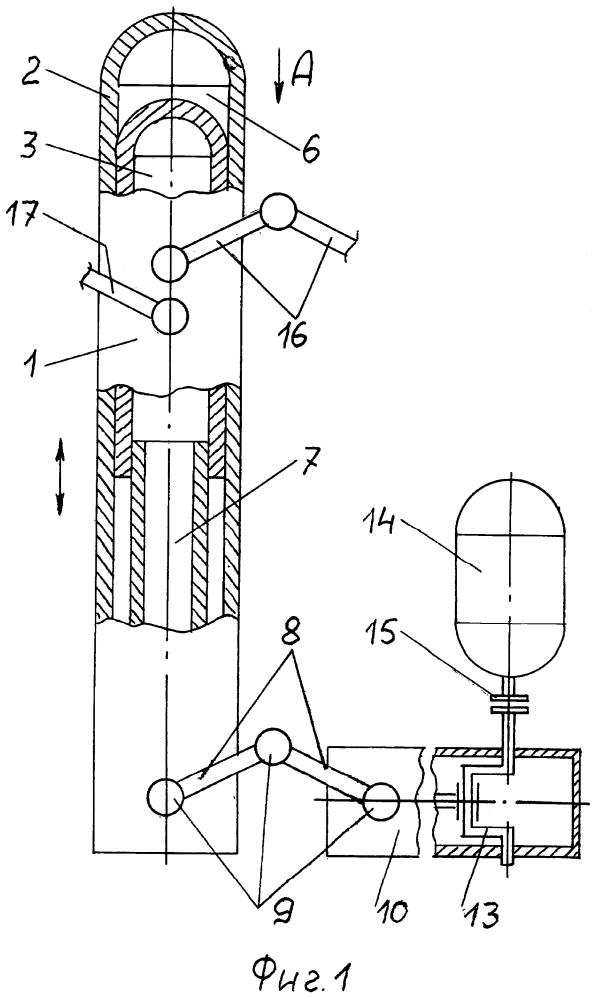 Комбинированная энергетическая установка