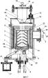 Вакуумный аппарат для переработки полупроводниковых отходов, содержащих арсенид галлия