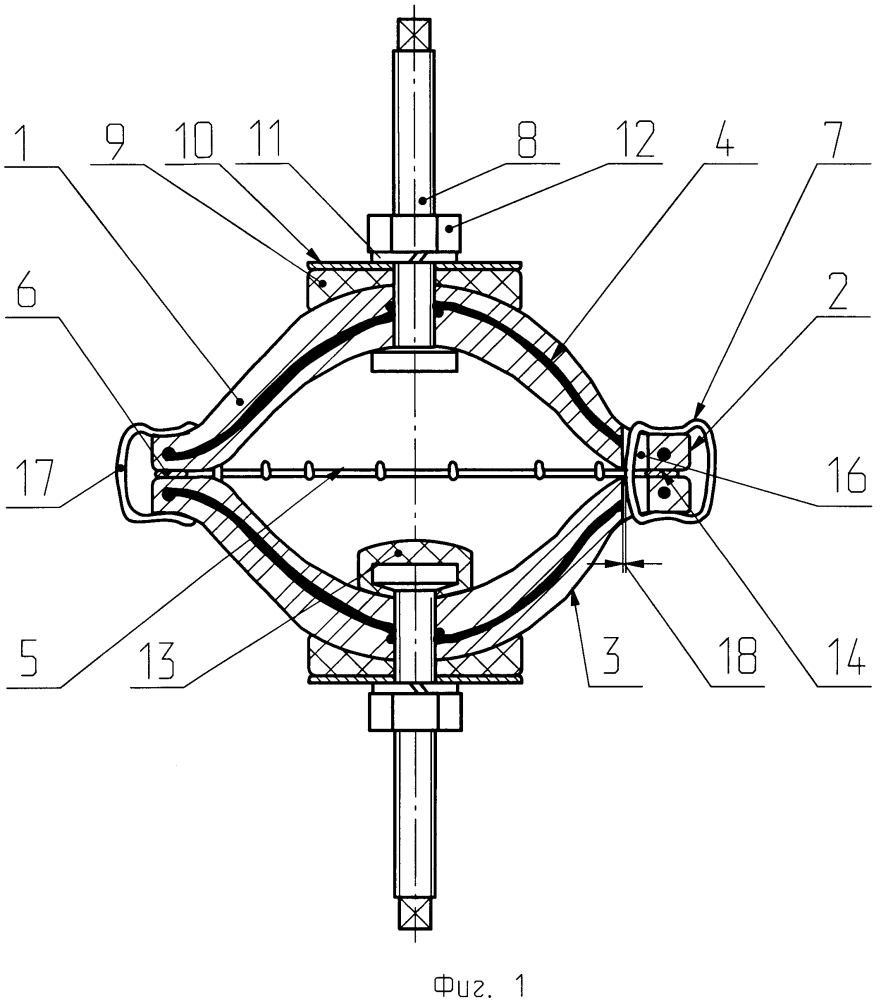 Цельнометаллический виброизолятор волчок, способ изготовления его упругогистерезисных элементов