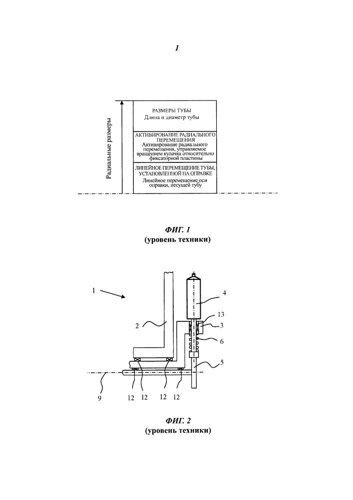 Поворотное устройство для сварки упаковочной тубы