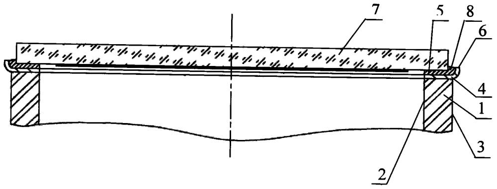 Вакуумный корпус фотоэлектронного прибора
