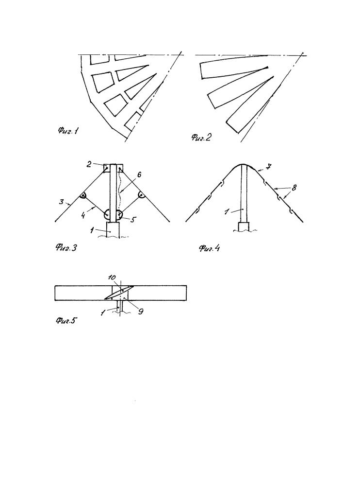 Аэродинамическая игла (варианты)