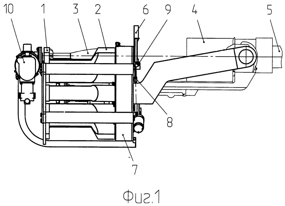 Устройство для заряжания артиллерийского орудия