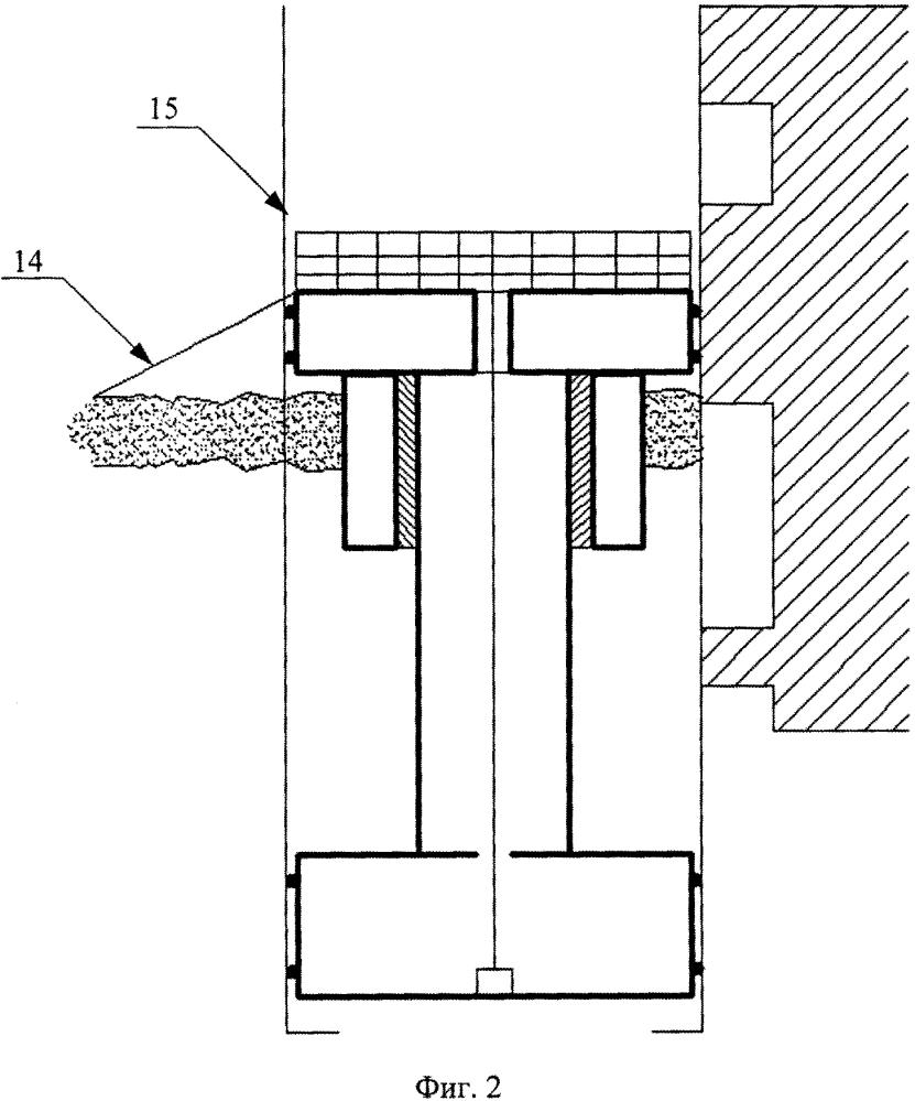 Спускоподъемное устройство для пересадки персонала и транспортировки груза на морское сооружение и с него в ледовых условиях