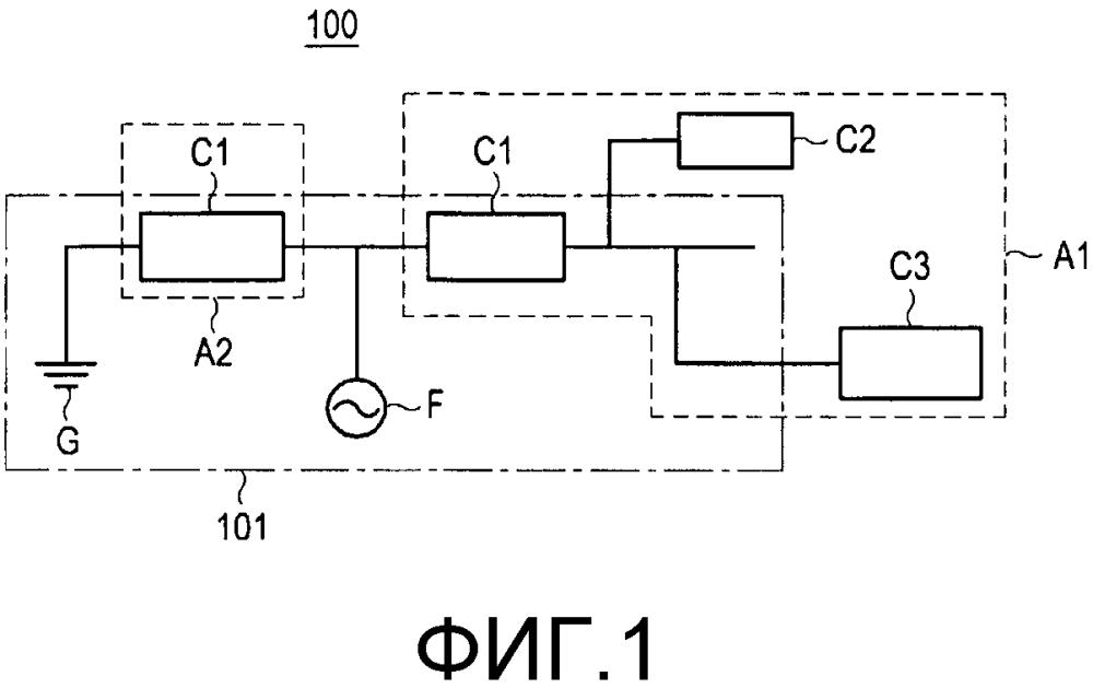 Антенное устройство для портативного терминала