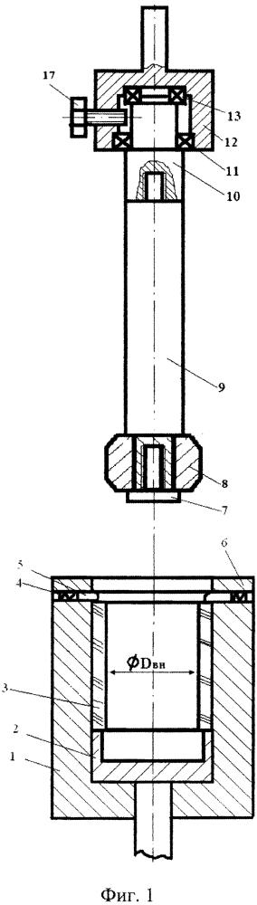 Способ изготовления сетки рифлей на внутренней поверхности цилиндрической оболочки и устройство для его осуществления