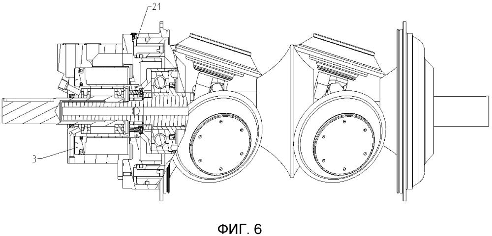Реверсивная переменная трансмиссия (rvt) с повышенной удельной мощностью
