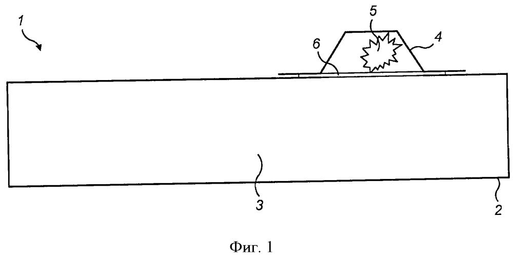 Устройство с тепловыделяющим материалом и активационной камерой