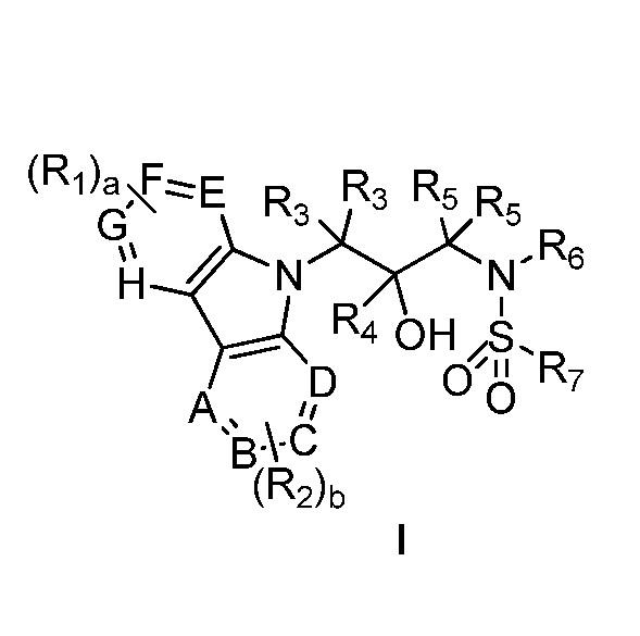 Карбазолсодержащие сульфонамиды в качестве модуляторов криптохрома