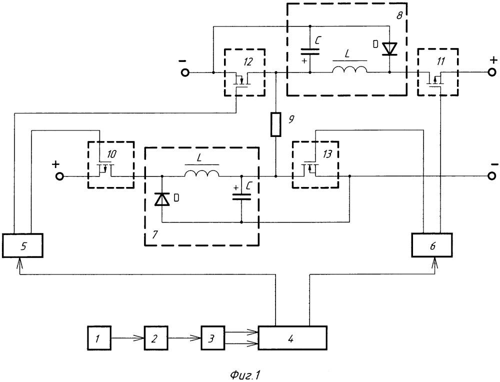 Реверсивный регулятор температуры