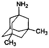 Фармацевтическая композиция, содержащая комбинацию мемантина и мелатонина