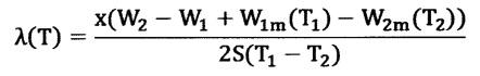 Способ измерения теплопроводности твердых материалов