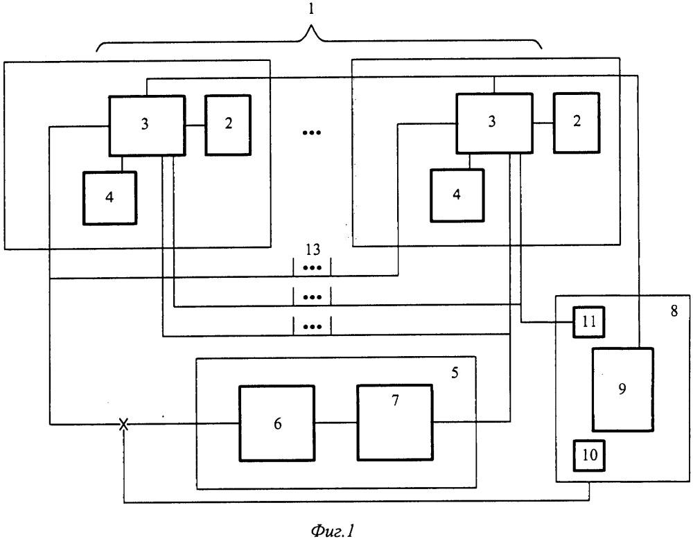 Цифровая инженерно-сейсмометрическая станция с системой мониторинга технического состояния зданий или сооружений