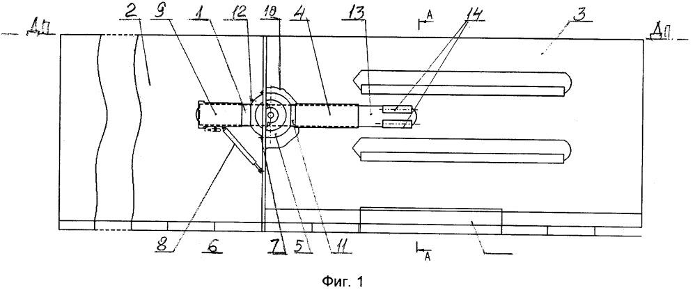 Способ подводного пуска необитаемого подводного аппарата с плавучего объекта и пусковой комплекс для его реализации