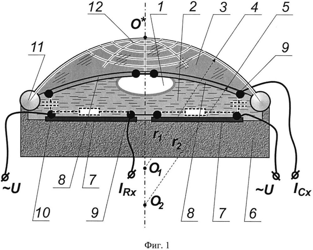 Способ и устройство измерения угла наклона
