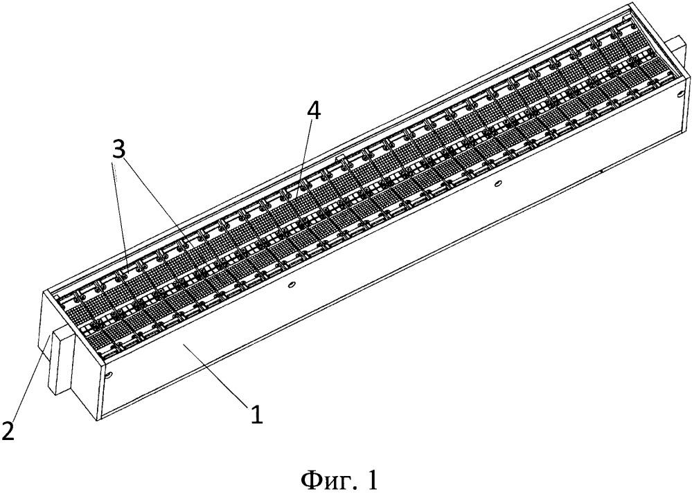 Излучатель ультрафиолетовой светодиодной сушки для офсетной, листовой и ролевой печати (варианты)