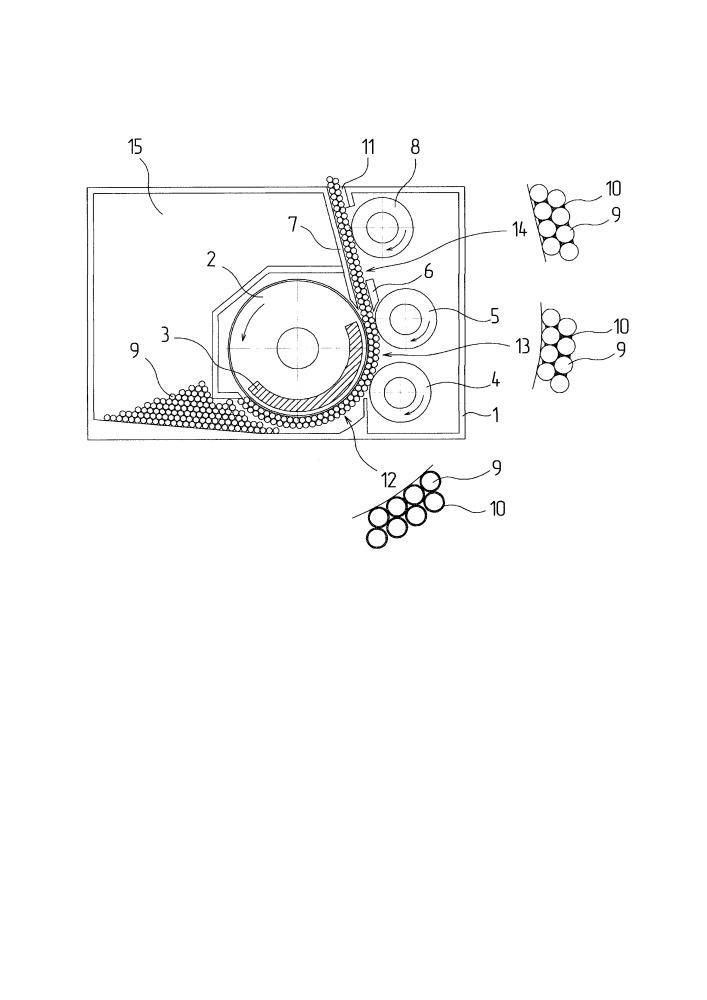 Печатающее устройство с блоком изготовления бумаги