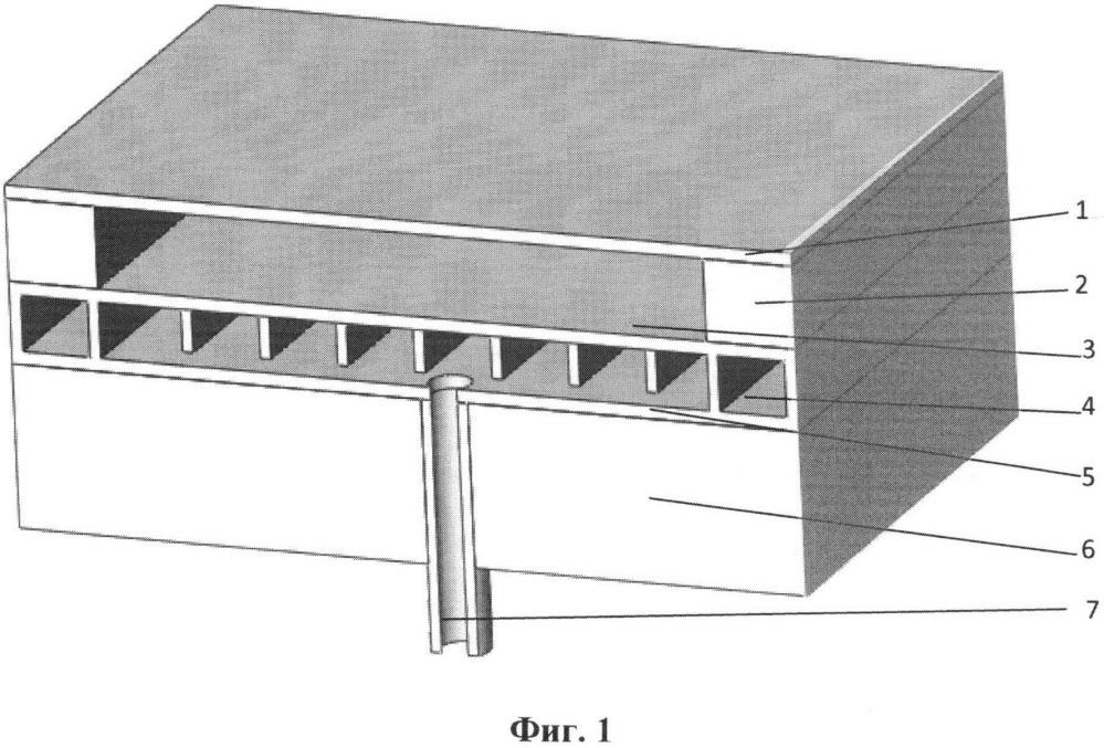 Способ формирования высокоэффективной пластиковой панели с целью использования ее для обогрева и охлаждения помещений