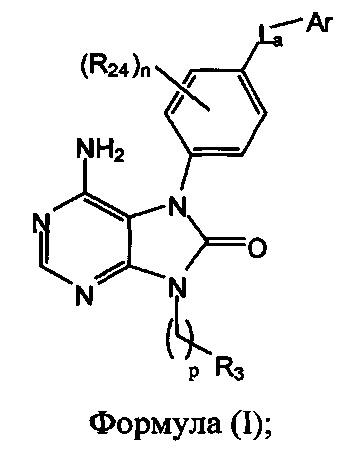 Соединения пуринона в качестве ингибиторов киназ