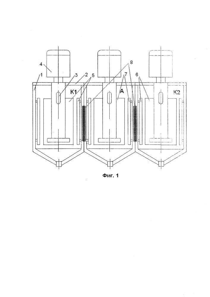 Способ переработки полиметаллического сырья (варианты) и устройство для его выщелачивания