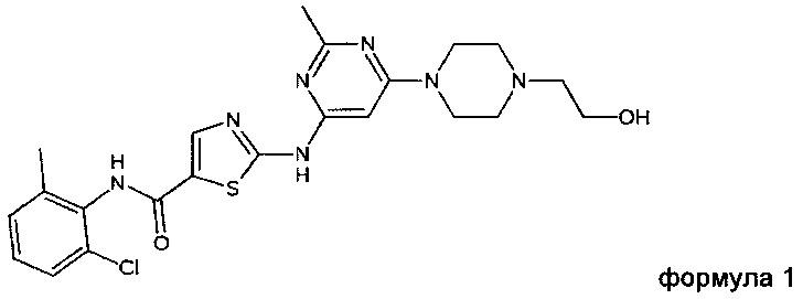 Соли дасатиниба в аморфной форме