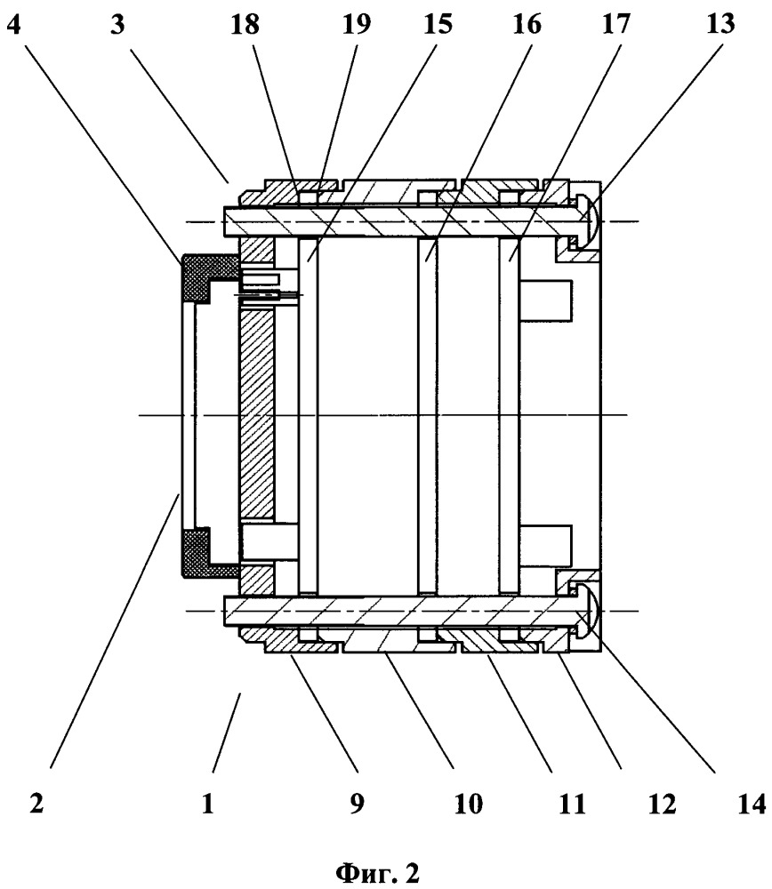 Тепловизионный модуль