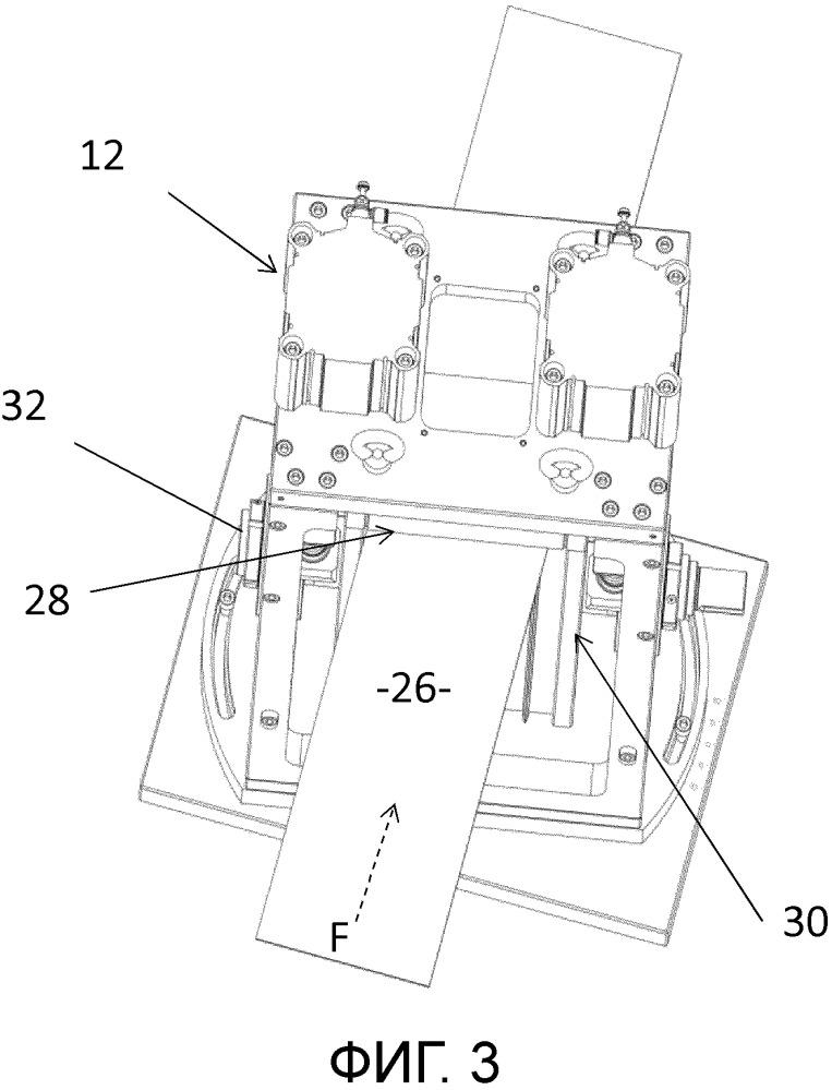 Высокопроизводительное вращаемое режущее устройство для профилей с прямыми краями