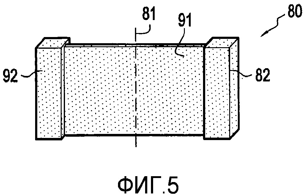 Способ изготовления асимметричного компонента с применением аддитивного производства
