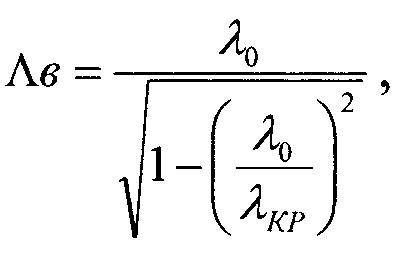 Коаксиально-волноводный переход