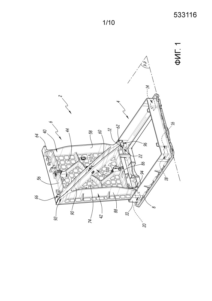 Набор заглушек, соответствующее дорожное смотровое устройство и использование