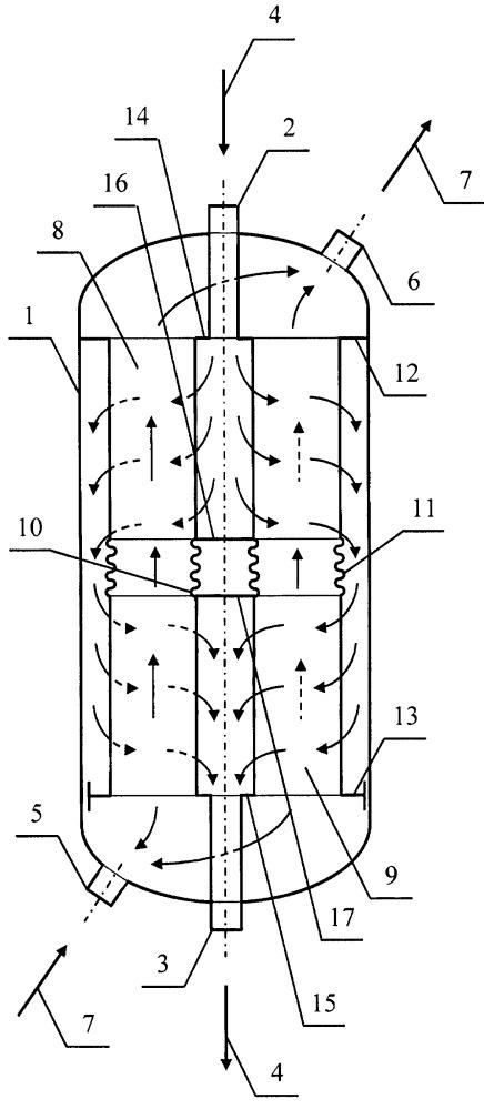 Теплообменный аппарат (варианты)