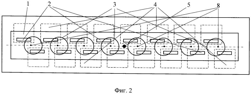 Инфракрасное крупноформатное сканирующее матричное фотоприемное устройство