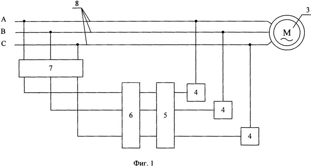 Устройство регистрации, идентификации перенапряжений и оценки остаточного ресурса изоляции погружных электродвигателей