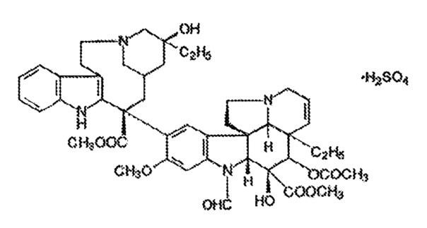 Улучшенный способ получения инкапсулированного в липосомы винкристина для терапевтического применения