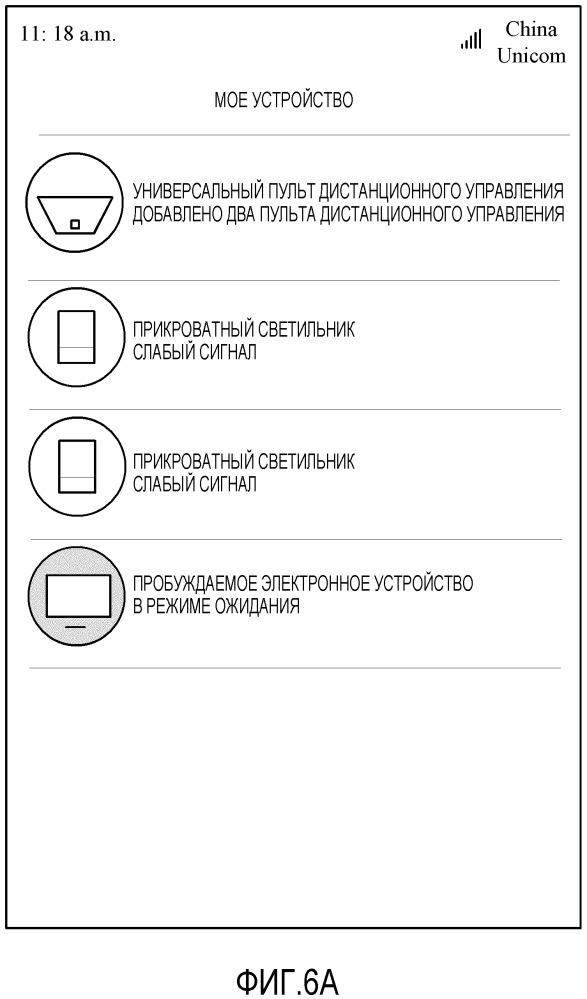Способ и аппарат для пробуждения электронного устройства