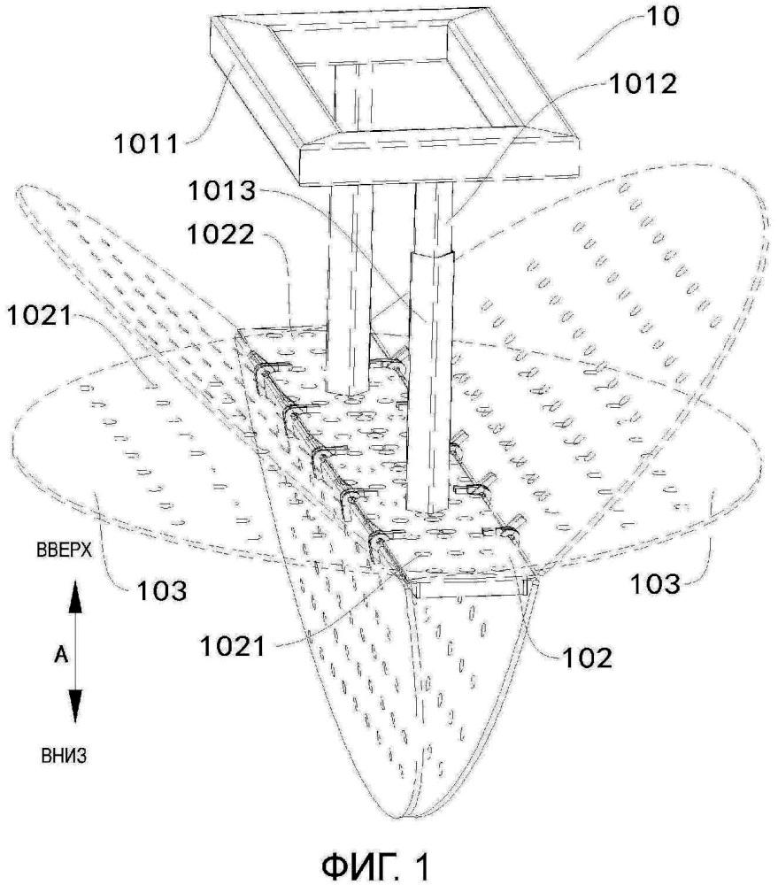 Плавильный тигель и аппарат и способ сбора флотационной пены в плавильном тигле