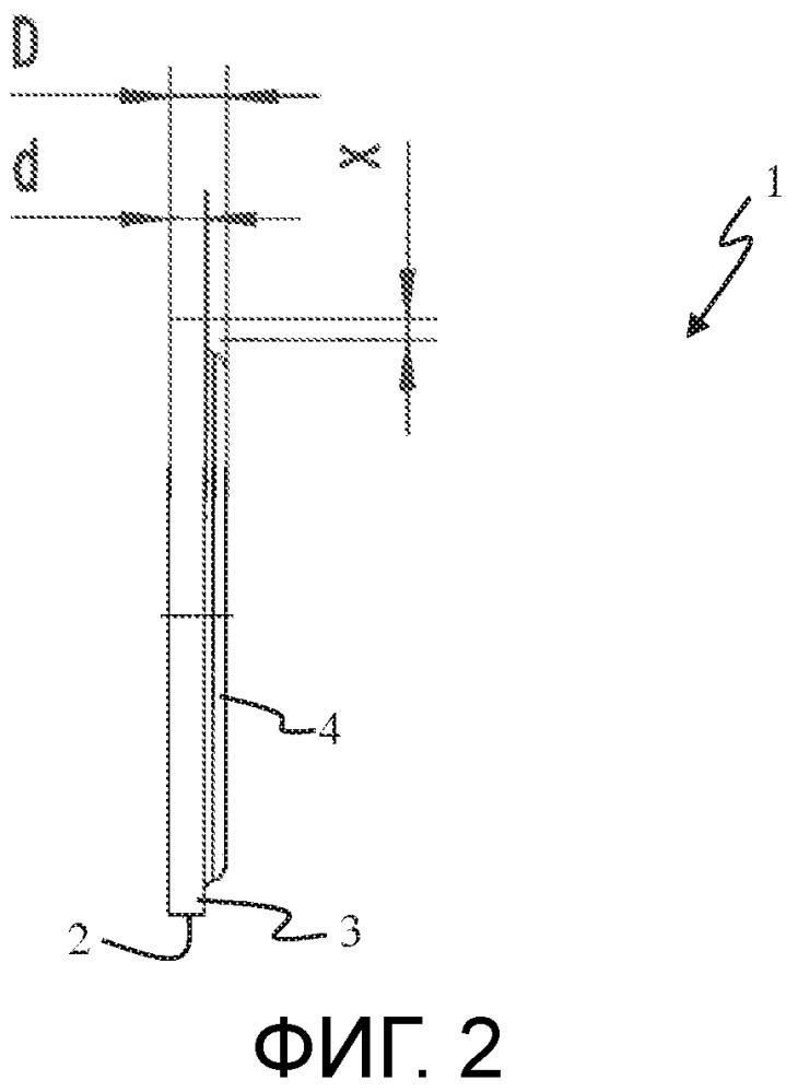 Испарительное тело нагревательного устройства и способ его изготовления