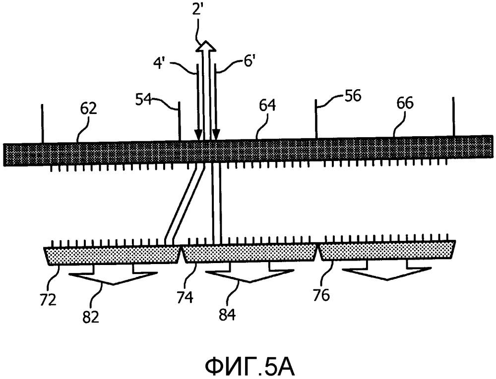 Ультразвуковой зонд-преобразователь с формирователем микропучка для мультилинейной визуализации