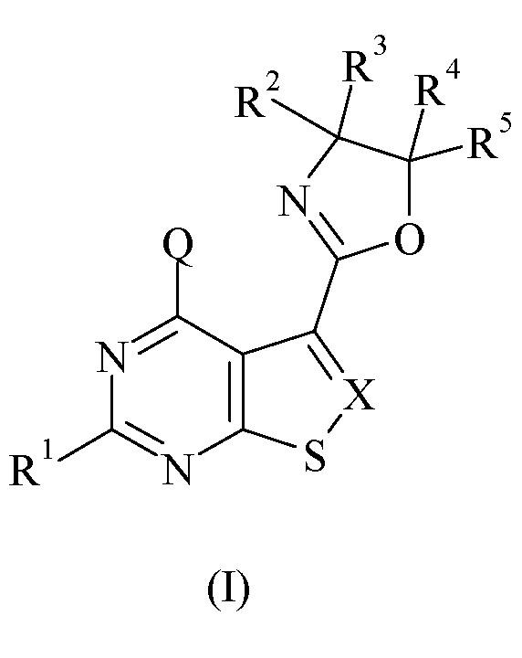 Терапевтически активные производные оксазолина