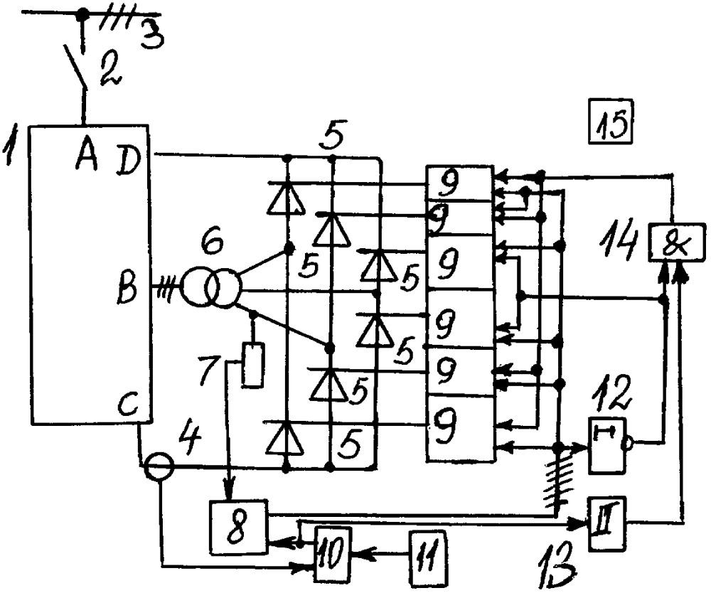 Способ включения управляемого шунтирующего реактора