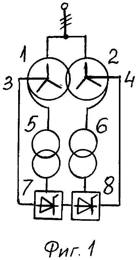 Управляемый реактор (варианты)