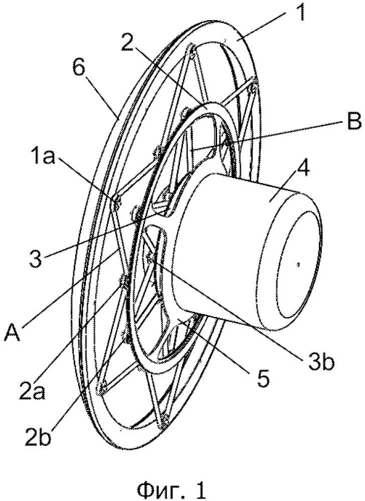 Способ подвешивания и центрирования подвижной системы громкоговорителя