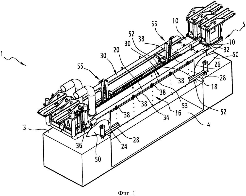 Установка для горячего покрытия погружением металлической полосы, содержащая регулируемый изолирующий отсек