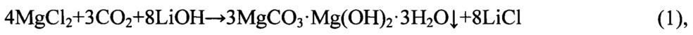 Способ получения моногидрата гидроксида лития из рассолов и установка для его осуществления