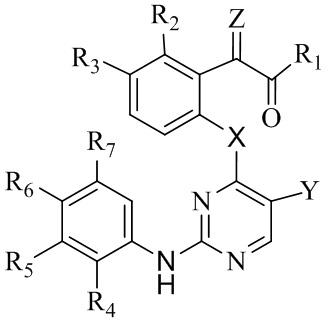 Модуляторы протеин-тирозинкиназы и способы их применения