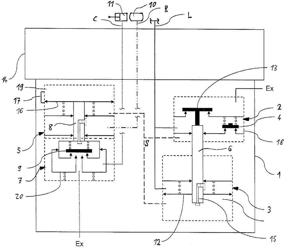 Воздухораспределитель для автоматических пневматических тормозов