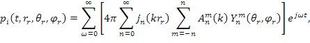 Определение между скалярным и векторным квантованием в коэффициентах амбиофонии высшего порядка